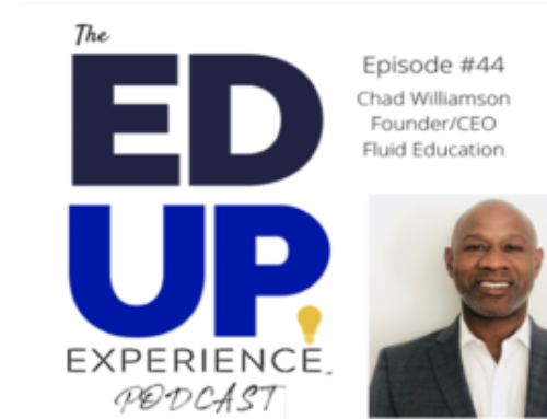 Fluid CEO Interviewed On The EdUp Experience